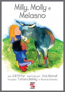 CHAPÉU DE SOL - MILLY, MOLLY, livro de GILL PITTAR