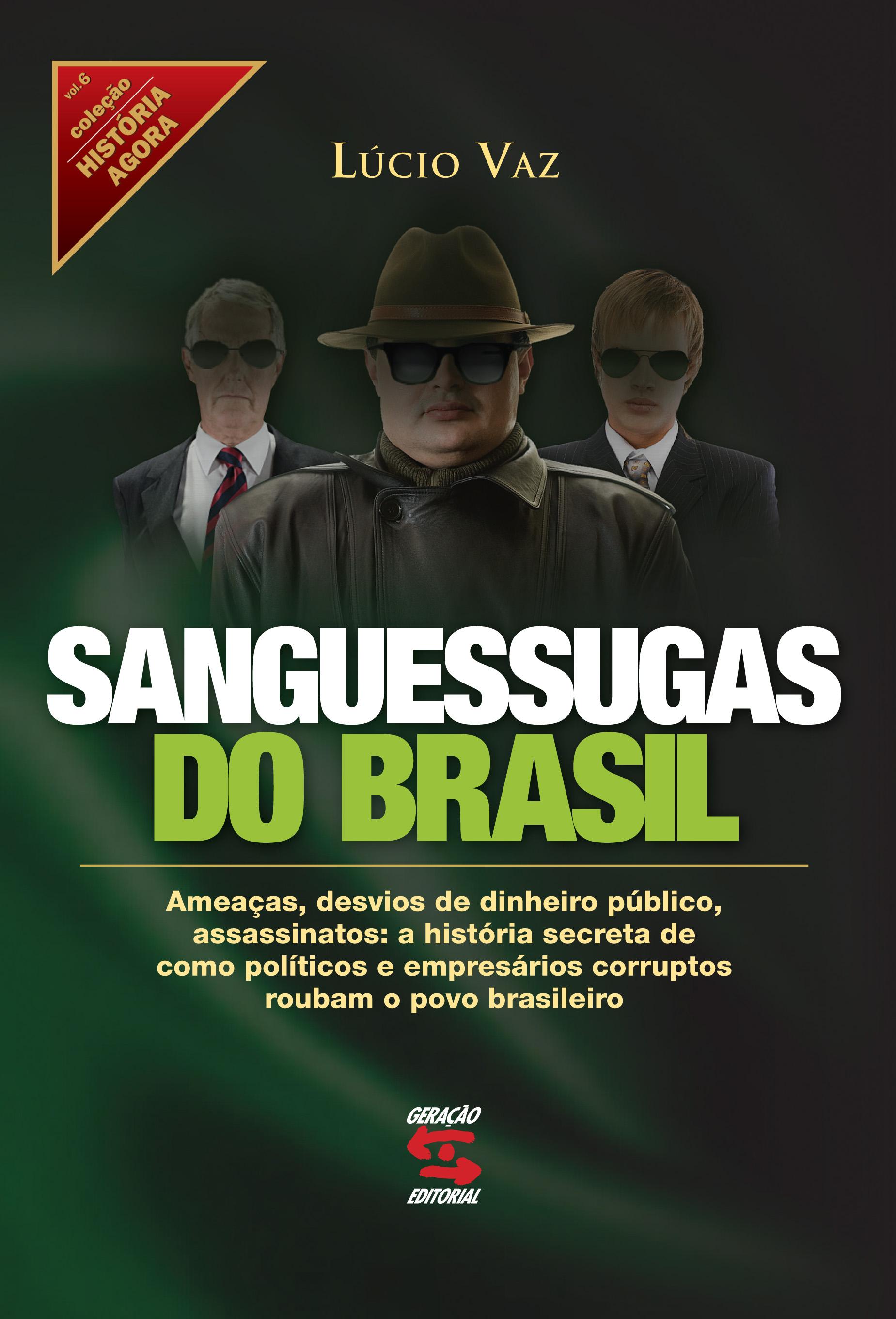 Sanguessugas do Brasil, livro de Jorge Aires
