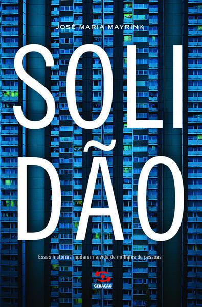 Solidão, livro de José Maria Mayrink