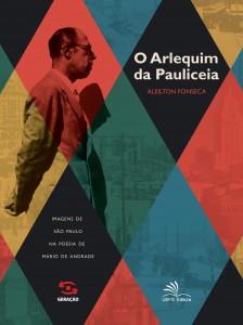 Arlequim da Pauliceia, O, livro de Aleilton Fonseca
