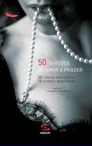 50 Versões de Amor e Prazer, livro de Rinaldo de Fernandes