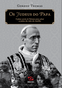 Judeus do Papa, Os, livro de Gordon Thomas