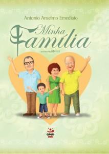Minha Família, livro de Antonio Anselmo Emediato