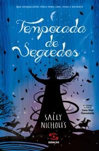 Temporada de Segredos, livro de Sally Nicholls