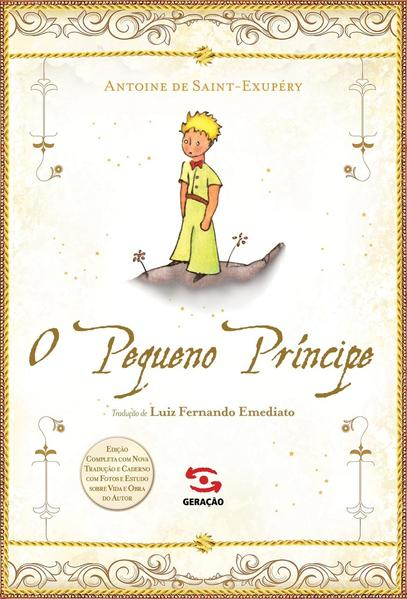 O Pequeno Príncipe - Edição Luxo, livro de Antoine de Saint-Exupéry