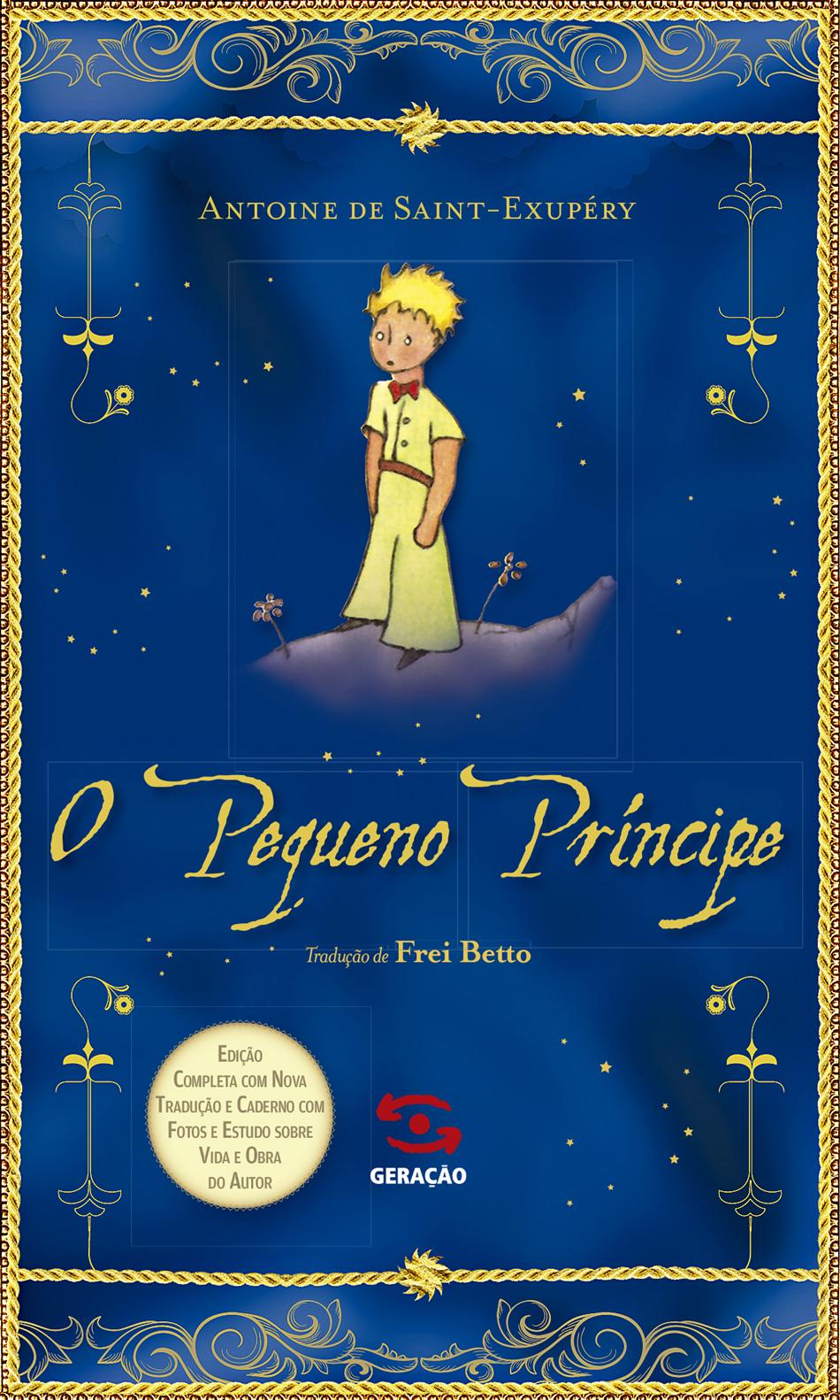 O Pequeno Príncipe - Livro de Bolso, livro de Antoine de Saint-Exupéry