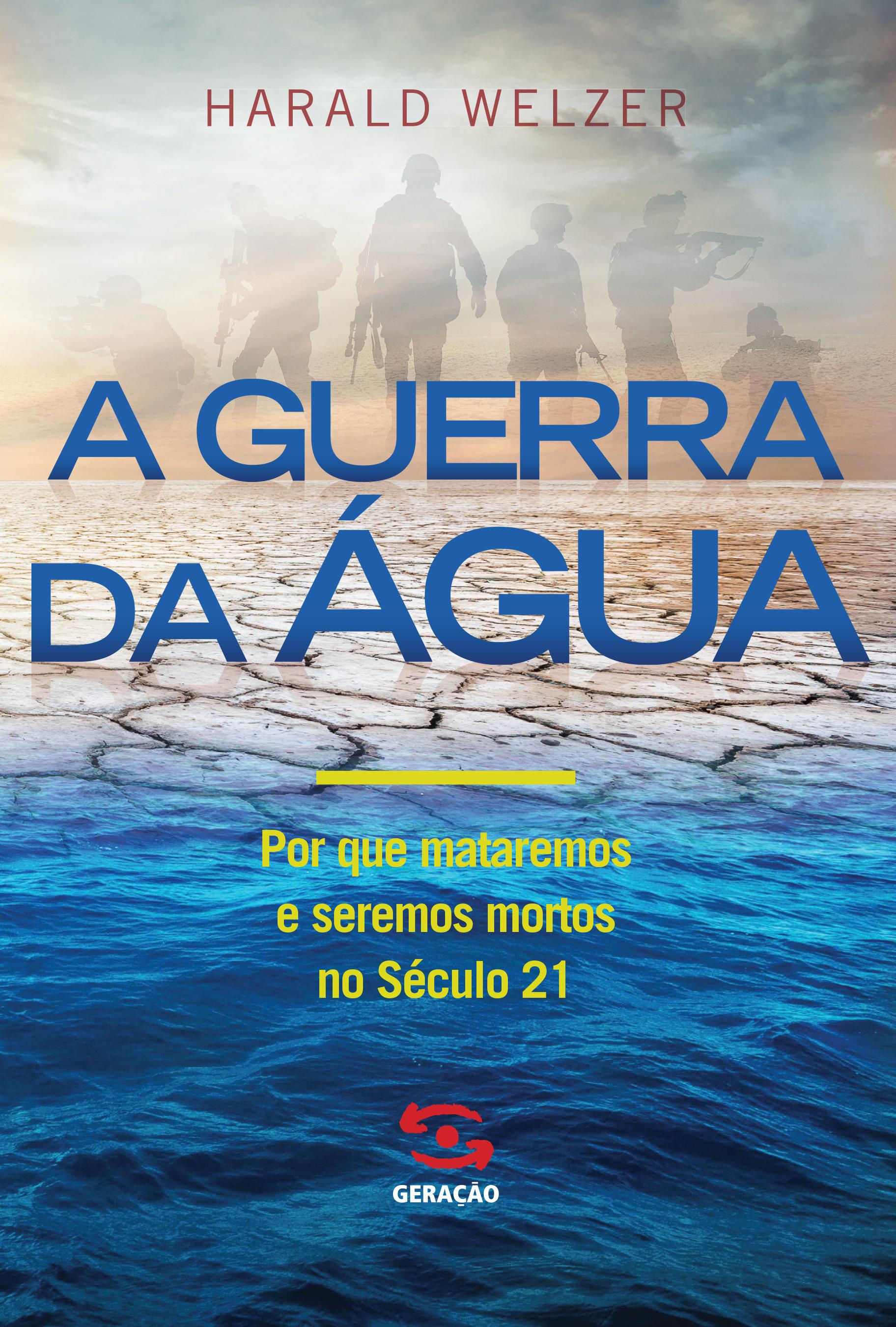 Guerra da Água, A, livro de Harald Welzer