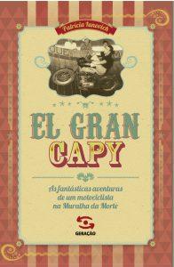 EL GRAN CAPY, livro de PATRÍCIA IUNOVICH