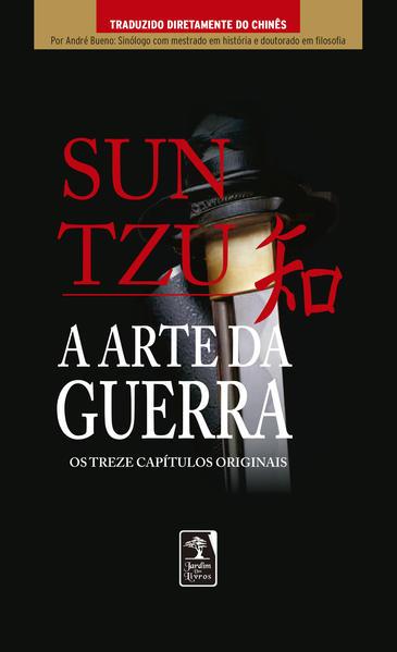 ARTE DA GUERRA, A (EDIÇÃO LIMITADA), livro de SUN TZU