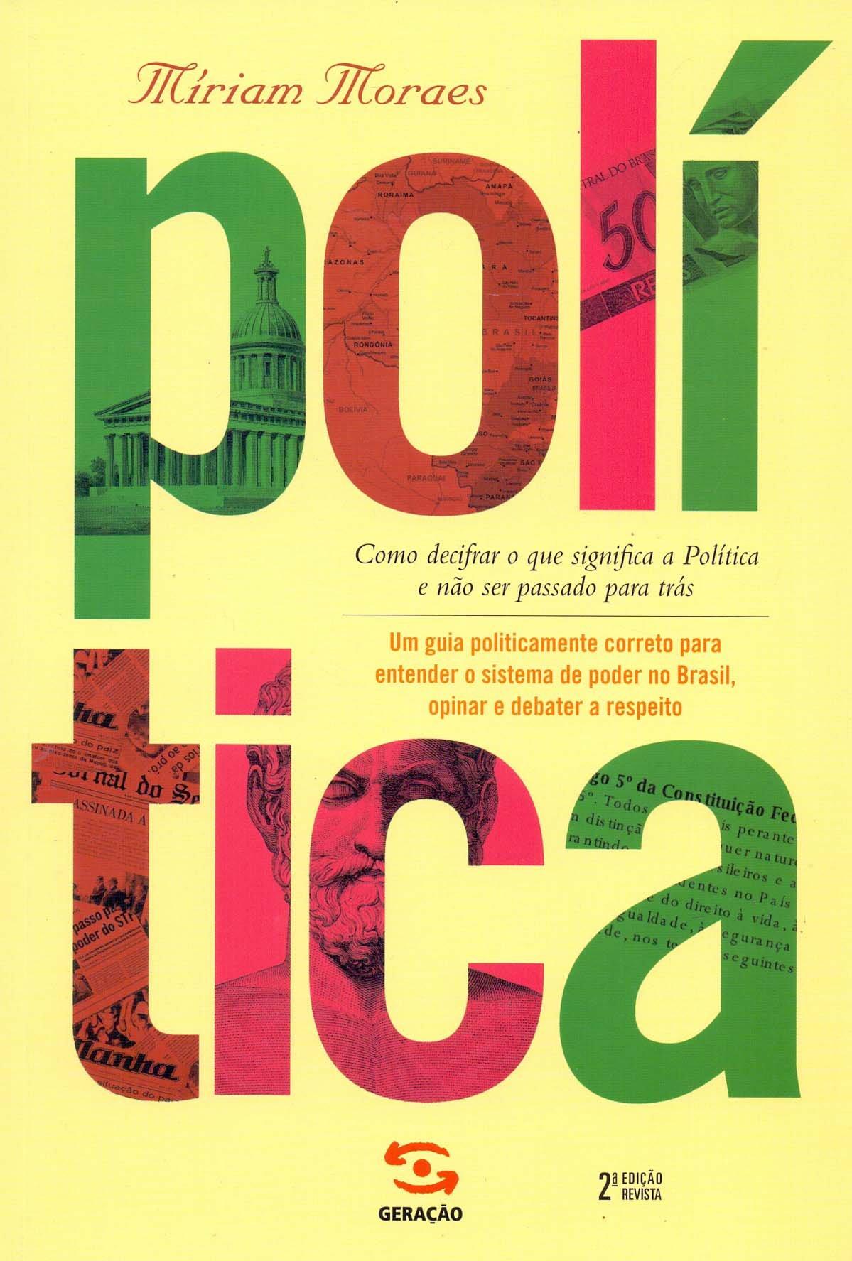 POLÍTICA - 2ª EDIÇÃO, livro de MÍRIAM MORAES