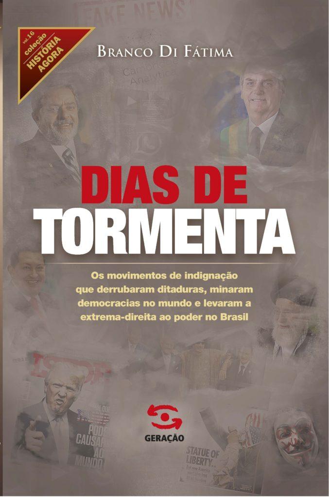 Dias de Tormenta, livro de Branco Di Fátima