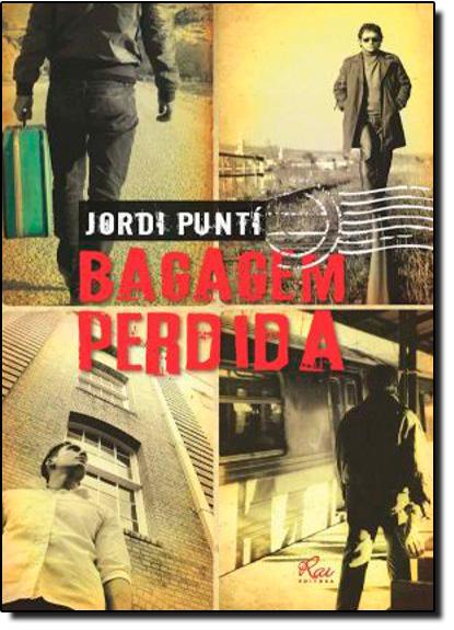 Bagagem Perdida, livro de Jordi Punti
