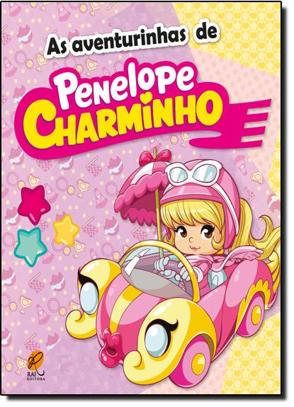 Aventuras de Penelope Charminho, As, livro de Editora Rai