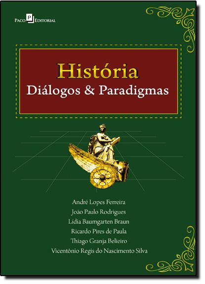 História, livro de Vicentônio Regis do Nascimento Silva