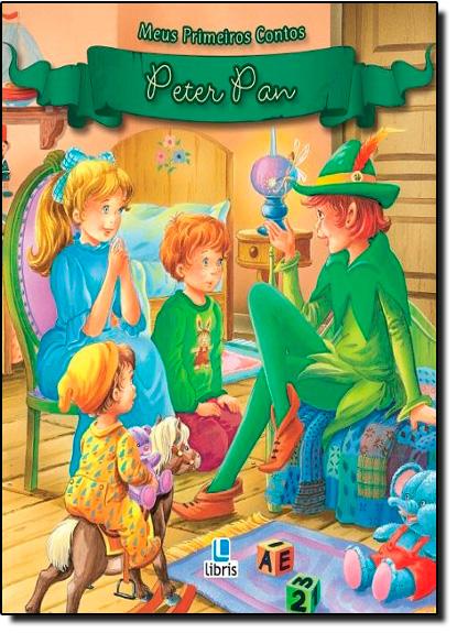 Meus Primeiros Contos: Peter Pan, livro de Teresa Rodriguez