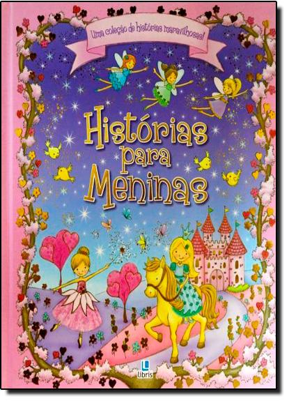 Histórias Para Meninas, livro de Gabby de Matteis