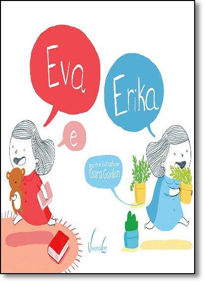 Eva e Erika, livro de Clara Gavilan