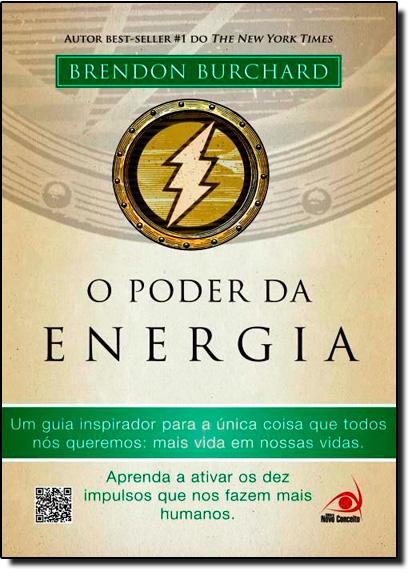 Poder da Energia, O, livro de Brendon Burchard