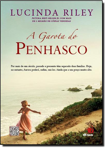 Garota do Penhasco, A, livro de Lucinda Riley