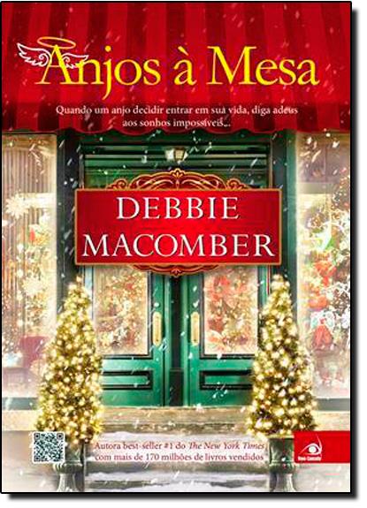 Anjos À Mesa, livro de Debbie Macomber
