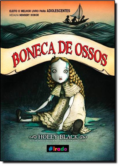 Boneca de Ossos, livro de Holly Black