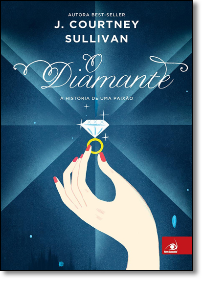 Diamante, O, livro de Courtney Sullivan