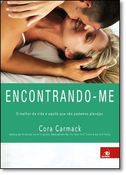 Encontrando-me, livro de Cora Carmack