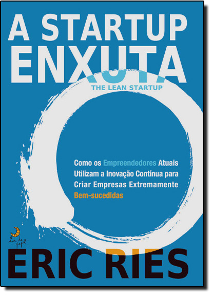 Startup Enxuta, A, livro de Eric Ries