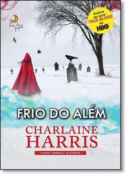 Frio do Além, livro de Charlaine Harris