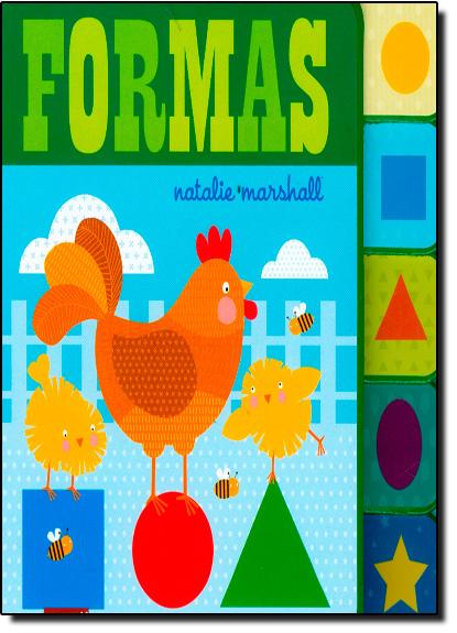 Formas, livro de Natalie Marshall