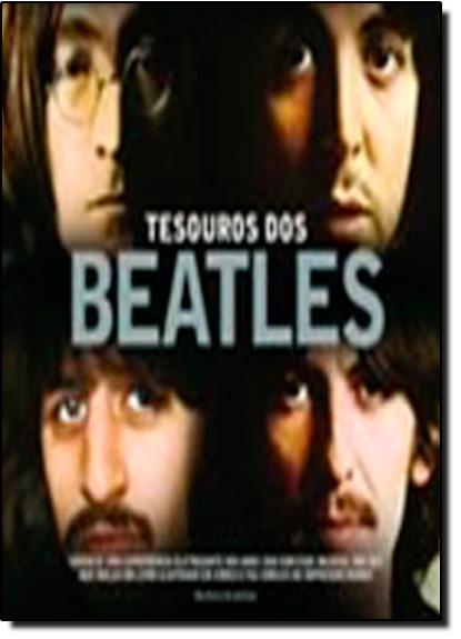 Tesouros dos Beatles, livro de Genny Haines