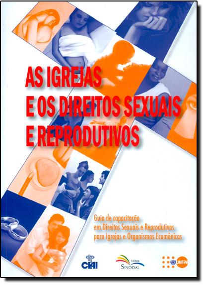 Igrejas e os Direitos Sexuais e Reprodutivos, As, livro de Sinodal