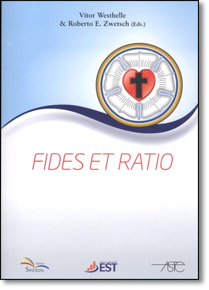 Fides Et Ratio, livro de Vitor Westhelle