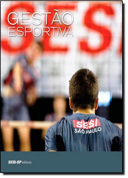 Gestão Esportiva, livro de Sesi
