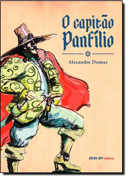 Capitão Panfílio, O, livro de Alexandre Dumas