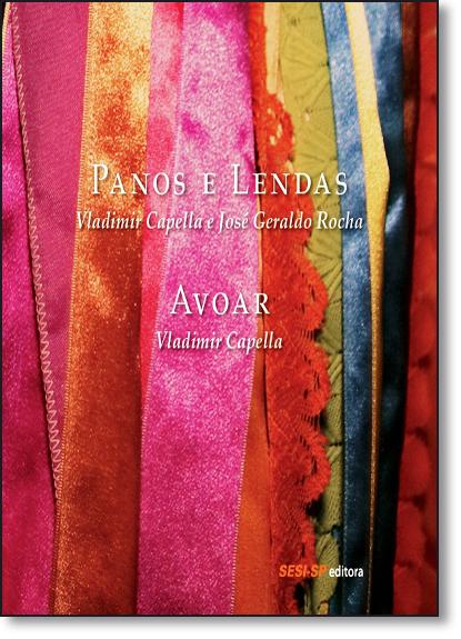 Panos e Lendas: Avoar - Coleção Teatro Popular do Sesi, livro de Vladimir Capella