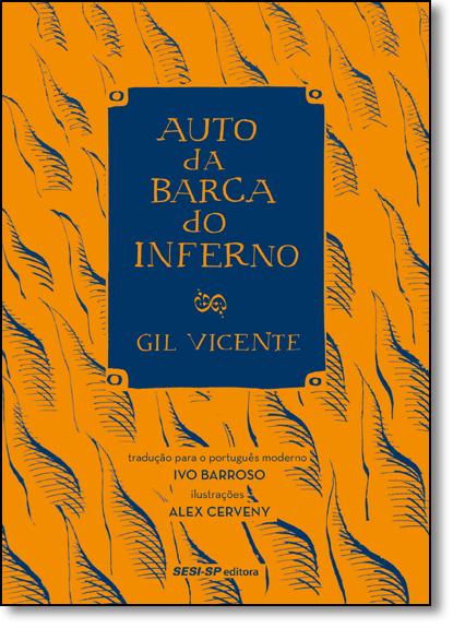 Auto da Barca do Inferno - Coleção Clássicos, livro de Gil Vicente