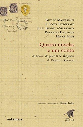 Quatro Novelas E Um Conto, livro de Varios