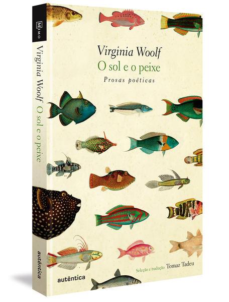 O Sol e o Peixe, livro de Virginia Woolf