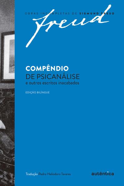 Compêndio de Psicanálise, livro de Sigmund Freud