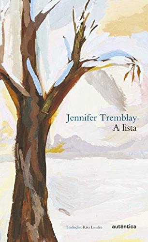 A Lista, livro de Jennifer Tremblay