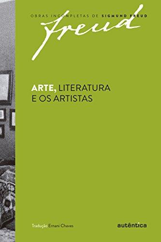 Arte, Literatura e os Artistas, livro de Sigmund Freud