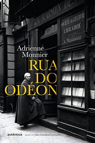 Rua do Odéon, livro de Adrienne Monnier