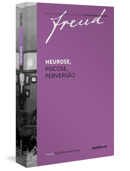 Neurose, Psicose, Perversão, livro de Sigmund Freud