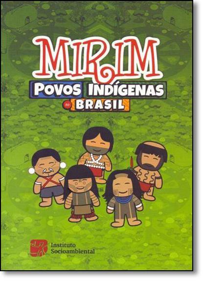 Povos Indígenas no Brasil Mirim, livro de Fany Ricardo