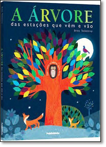 Árvore das Estações que Vêm e Vão, A, livro de Patricia Hegarty