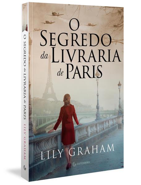 O segredo da livraria de Paris, livro de Lily Graham