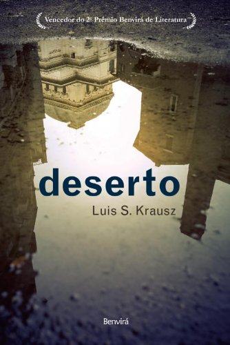 Deserto, livro de Luis S. Krausz