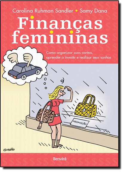 Finanças Femininas, livro de Carolina Ruhman Sandler