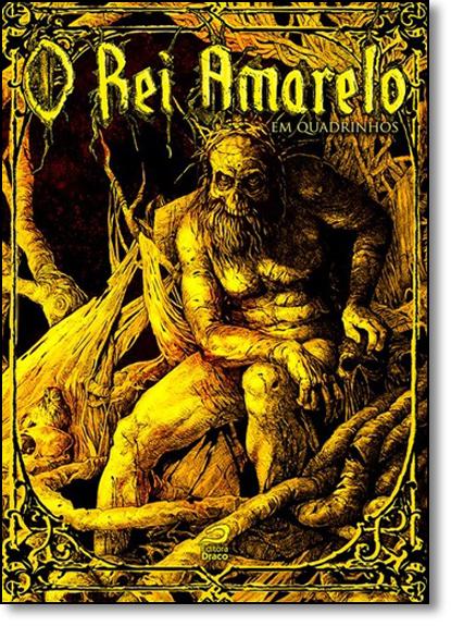 Rei Amarelo em Quadrinhos, O, livro de Raphael Fernandes